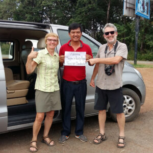 Taxi in Cambodia - Travel & Tours