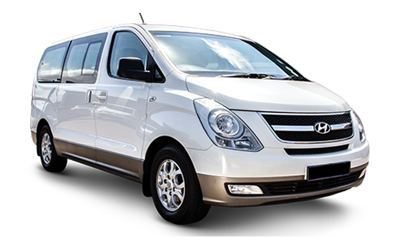 GRAND STAREX Minivan (support 7 pax)